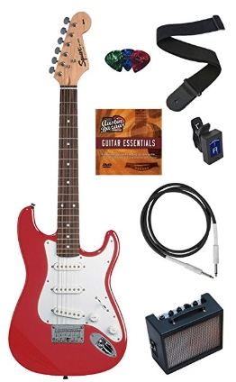 squier-fender-mini-electric-guitar-bundle-red