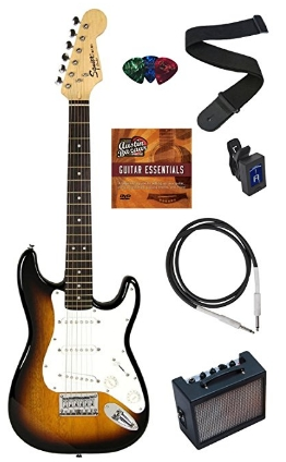 squier-fender-mini-electric-guitar-bundle-sunburst
