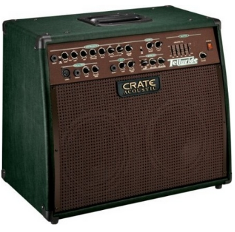 crate telluride ca125dg acoustic guitar amp complete acoustic electric. Black Bedroom Furniture Sets. Home Design Ideas