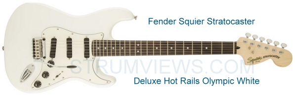 fender-squier-stratocaster-deluxe-hot-rails-olympic-white