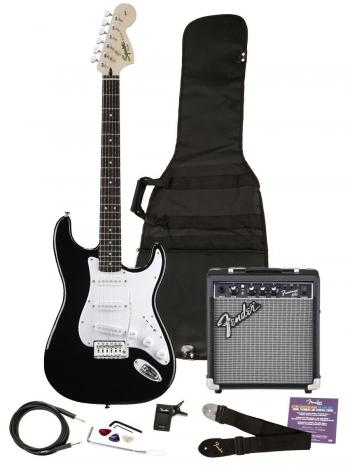 squier-affinity-strat-pack-with-fender-frontman-10G-amp
