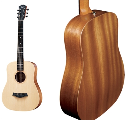the baby taylor acoustic guitar complete acoustic electric guitar product. Black Bedroom Furniture Sets. Home Design Ideas